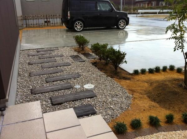 耐久性にすぐれたコンクリート枕木1