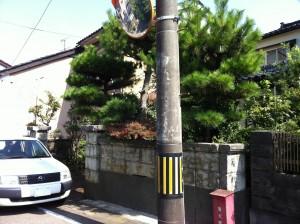 和風の門構え 富山市3