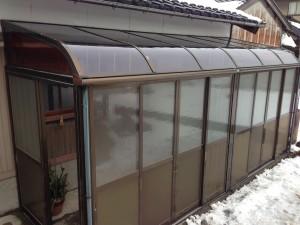 屋根の張り替えと補強工事