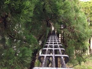 フェンス吊り込み 富山