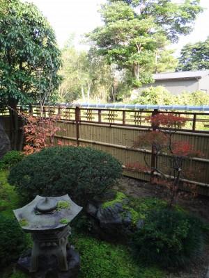 エバー15型のデザイン竹垣 エクステリア 富山3