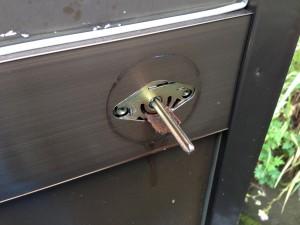 鍵のカタチ、取り付け方はいろんな方法があります。