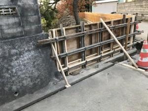 コンクリート型枠組