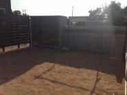 プライベート庭空間を板塀フェンスやブロックを使って 富山市