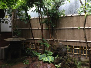 エバー18型古竹さび 四ツ目ゴマ竹