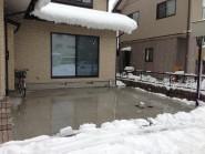 ロードヒーティング工事 富山市