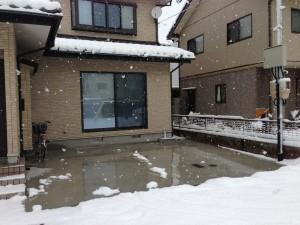 電気の融雪 ロードヒーティング