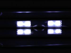 LEDライト 表札