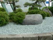 青彩 敷き砂利 富山