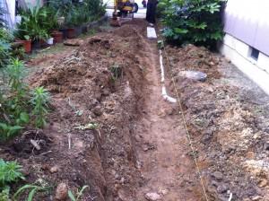 掘削 基礎工事