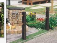 ガーデンフェンス リアルウッドランバー 日本興業
