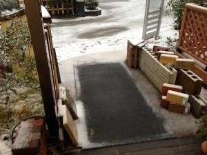 融雪マット2m 玄関用 富山