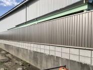 板塀のような目隠しフェンス シャトレナフェンス