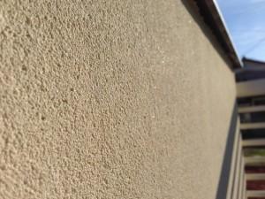 塗り塀 富山市 美ブロシルキー N163