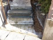 除雪の負担を軽く 階段ヒーター工事 富山
