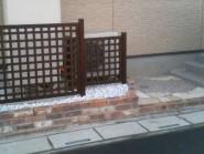 モクプラフェンス 樹脂製フェンス タカショー