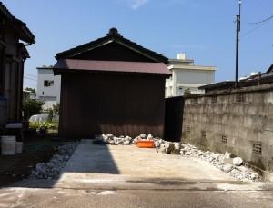 コンクリート解体工